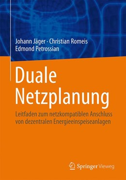 Abbildung von Jäger / Romeis   Duale Netzplanung   1. Auflage   2016   beck-shop.de