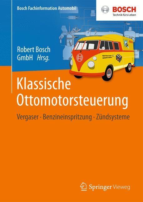 Klassische Ottomotorsteuerung, 2016 | Buch (Cover)