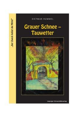 Abbildung von Rummel | Grauer Schnee – Tauwetter | 1. Auflage | 2016 | beck-shop.de