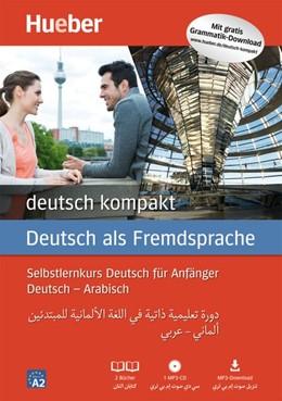 Abbildung von Luscher   deutsch kompakt Neu. Arabische Ausgabe / Paket: 2 Bücher + 1 MP3-CD + MP3-Download   1. Auflage   2016   beck-shop.de