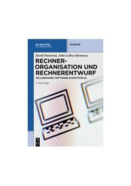 Abbildung von Patterson / Hennessy | Rechnerorganisation und Rechnerentwurf | 5. Auflage | 2016 | beck-shop.de