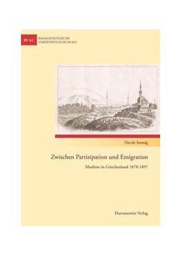 Abbildung von Immig | Zwischen Partizipation und Emigration | 1. Auflage | 2015 | beck-shop.de