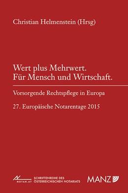Abbildung von Helmenstein | Wert plus Mehrwert. Für Mensch und Wirtschaft. | 1. Auflage | 2016 | 57 | beck-shop.de
