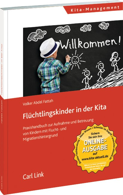 Flüchtlingskinder in der Kita | Abdel Fattah, 2016 | Buch (Cover)