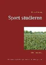 Sport studieren | Gehrig | 2. Auflage., 2016 | Buch (Cover)
