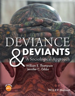 Abbildung von Thompson / Gibbs | Deviance and Deviants | 2016 | A Sociological Approach