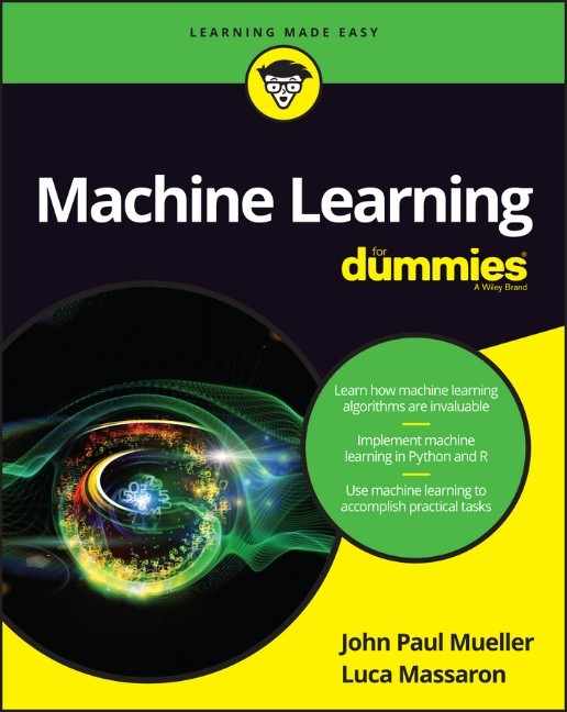Machine Learning For Dummies | Mueller / Massaron, 2016 (Cover)