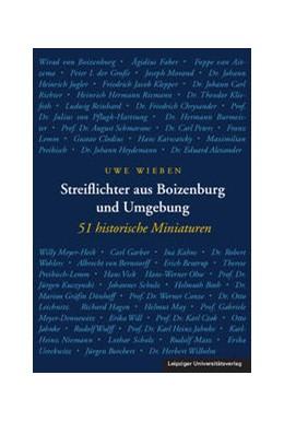 Abbildung von Wieben | Streiflichter aus Boizenburg und Umgebung | 2016 | 51 historische Miniaturen