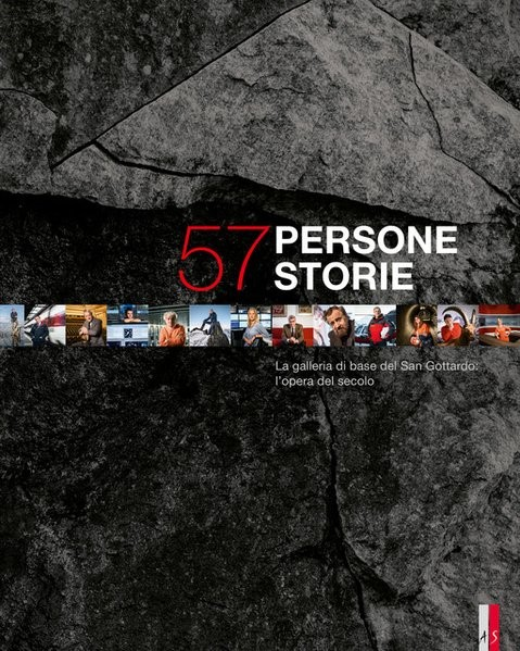 57 persone - 57 storie, 2016 | Buch (Cover)