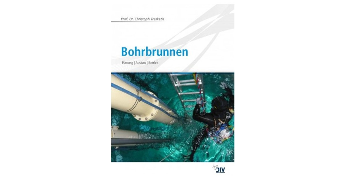 Bohrbrunnen Treskatis 9 Auflage 2017 Buch Beck Shop De