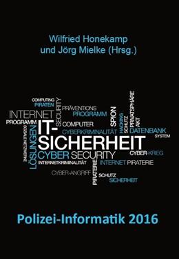 Abbildung von Wilfried Honekamp | Polizei-Informatik 2016 | 2016