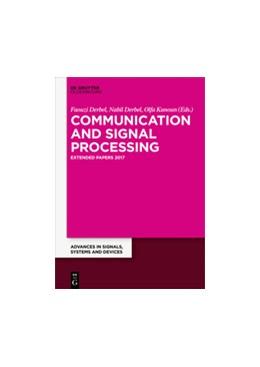 Abbildung von Derbel / Kanoun | Communication and Signal Processing | 1. Auflage | 2018 | beck-shop.de