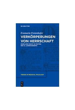 Abbildung von Freienhofer | Verkörperungen von Herrschaft | 2016 | Zorn und Macht in Texten des 1... | 32