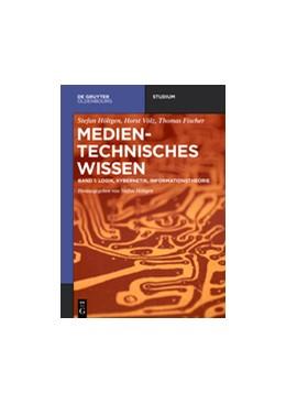 Abbildung von Höltgen | Logik, Informationstheorie | 2017 | Band 1: Logik, Informationsthe...