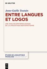 Abbildung von Toutain | Entre langues et logos | 2016
