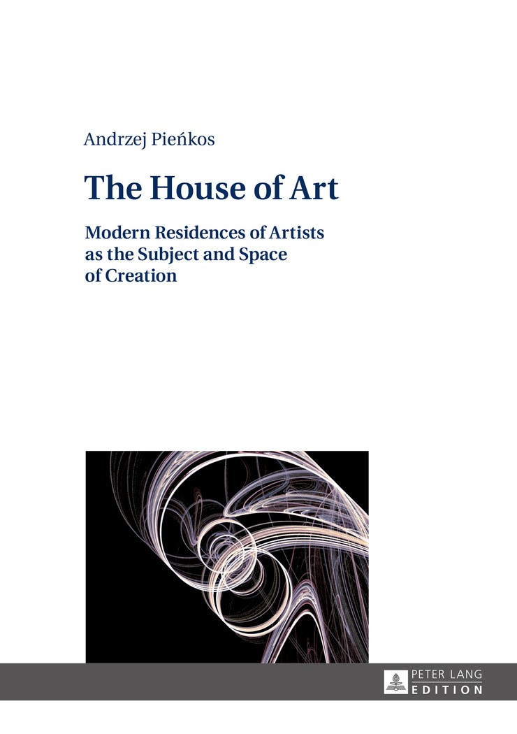The House of Art | Pienkos, 2016 | Buch (Cover)