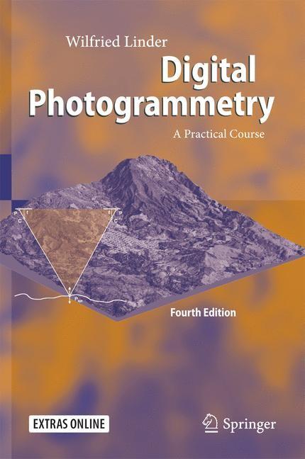 Digital Photogrammetry | Linder | 4. Auflage, 2016 | Buch (Cover)