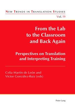 Abbildung von Martín de León / González-Ruiz | From the Lab to the Classroom and Back Again | 2016 | 19