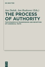 The Process of Authority | Dušek, 2019 | Buch (Cover)