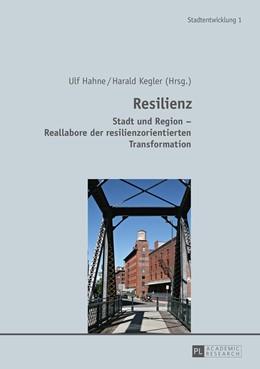 Abbildung von Hahne / Kegler | Resilienz | 1. Auflage | 2016 | 1 | beck-shop.de