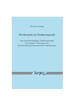 Abbildung von Abeling | Die Kenntnis im Verjährungsrecht | 1. Auflage | 2016 | beck-shop.de