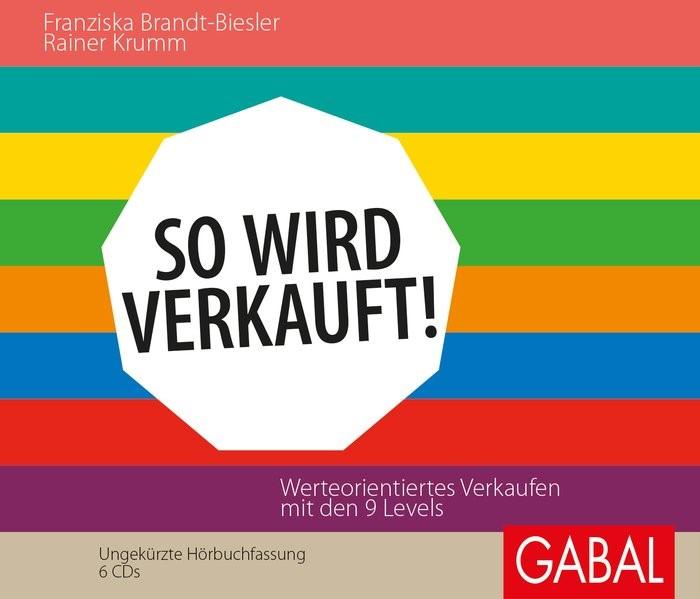 So wird verkauft! | Brandt-Biesler / Krumm, 2016 (Cover)