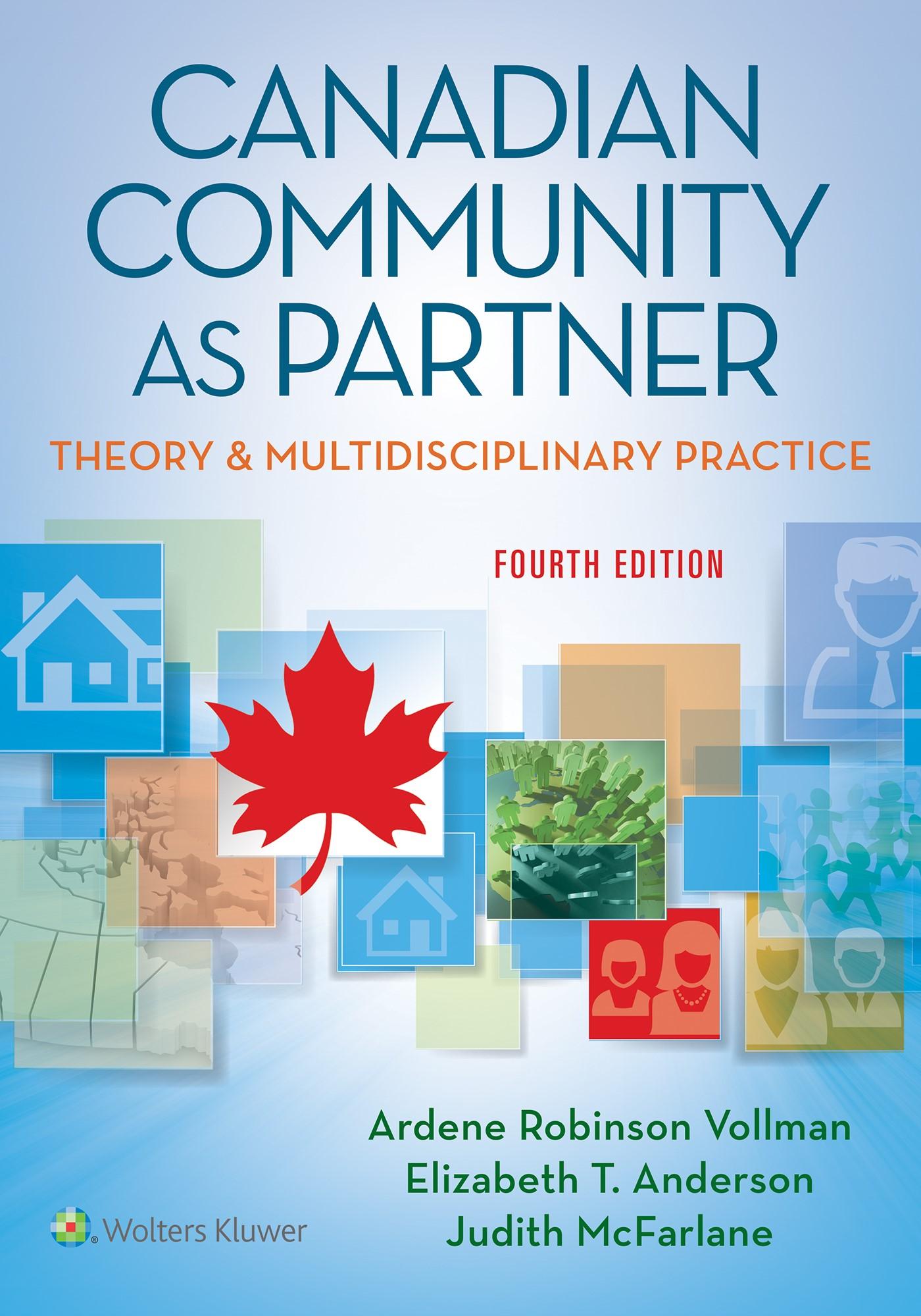 Abbildung von Vollman / Anderson / McFarlane | Canadian Community As Partner | 2016