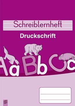 Abbildung von Morgenthau   Schreiblernheft Druckschrift   2008