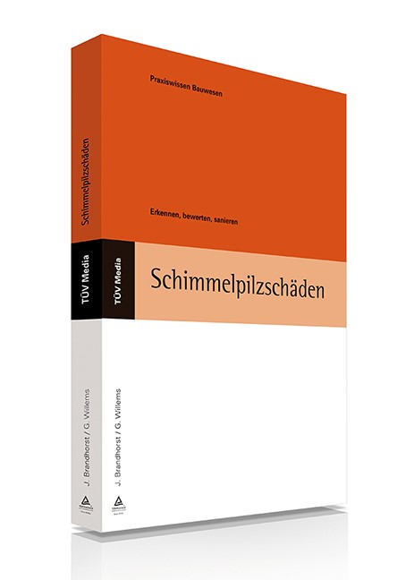 Schimmelpilzschäden   Brandhorst / Willems, 2016   Buch (Cover)