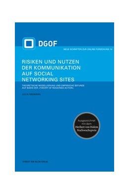 Abbildung von Risiken und Nutzen der Kommunikation auf Social Networking Sites | 2016 | 14