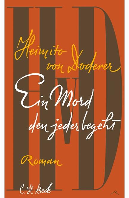 Cover: Heimito von Doderer, Ein Mord den jeder begeht