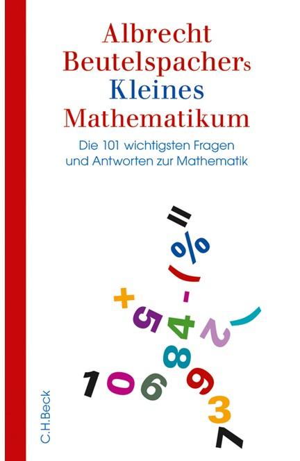 Cover: Albrecht Beutelspacher, Albrecht Beutelspachers Kleines Mathematikum