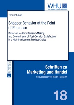 Abbildung von Schmidt | Shopper Behavior at the Point of Purchase | 2016 | Drivers of In-Store Decision-M... | 18