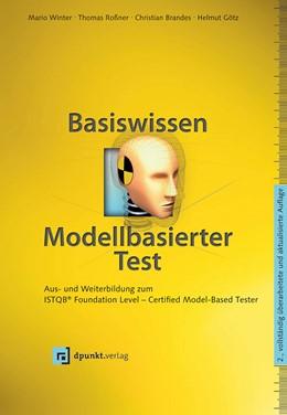 Abbildung von Winter / Roßner / Brandes   Basiswissen modellbasierter Test   überarb. u. akt. Aufl.   2016   Aus- und Weiterbildung zum IST...