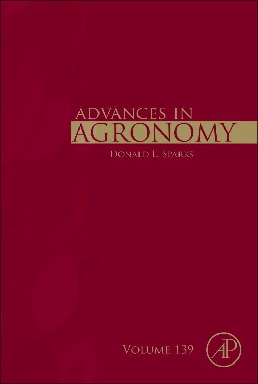 Abbildung von Advances in Agronomy | 2016