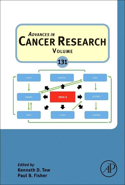 Abbildung von Advances in Cancer Research | 2016