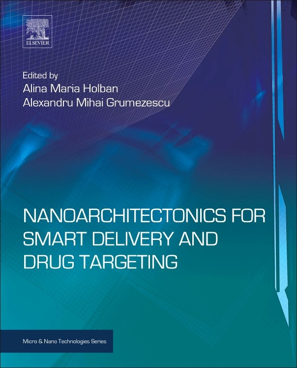 Abbildung von Holban / Grumezescu   Nanoarchitectonics for Smart Delivery and Drug Targeting   2016
