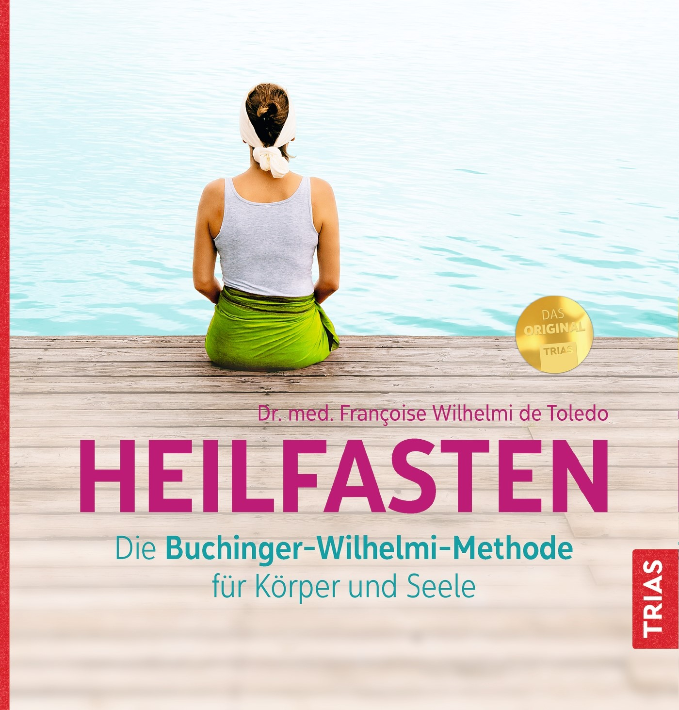 Heilfasten | Wilhelmi de Toledo | 2. Auflage, 2018 | Buch (Cover)