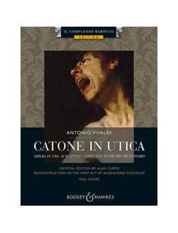 Abbildung von Curtis | Catone in Utica | 1. Auflage | 2016 | 0 | beck-shop.de