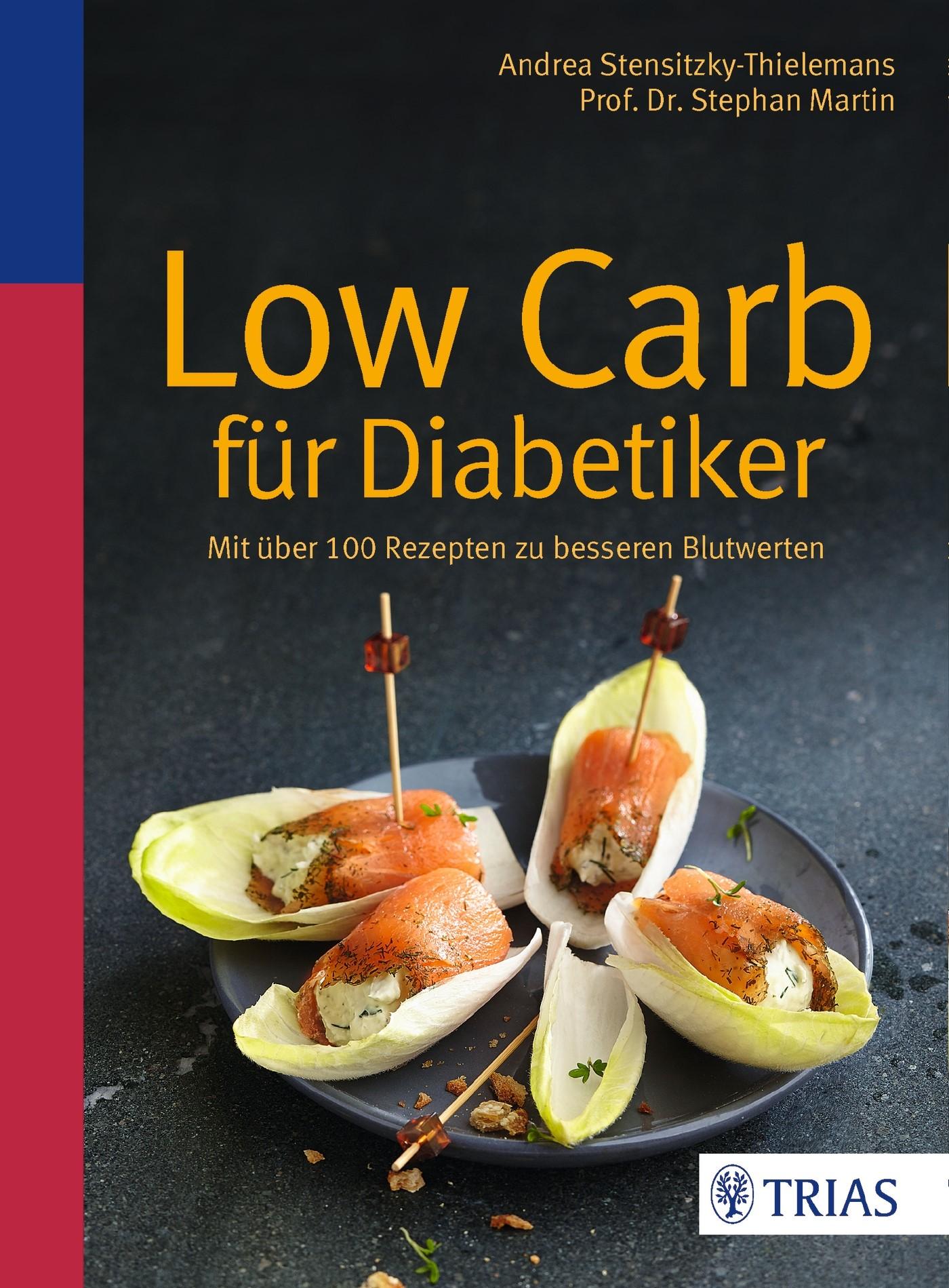 Abbildung von Stensitzky-Thielemans / Martin | Low Carb für Diabetiker | 2016