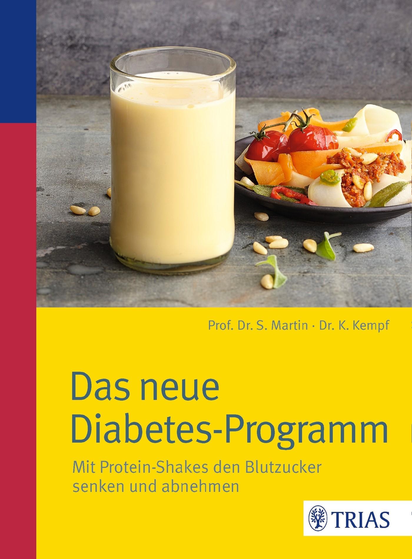 Abbildung von Martin / Kempf | Das neue Diabetes-Programm | 2016