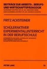 Abbildung von Acksteiner | Schüleraktiver Experimentalunterricht in der Berufsschule | 2000