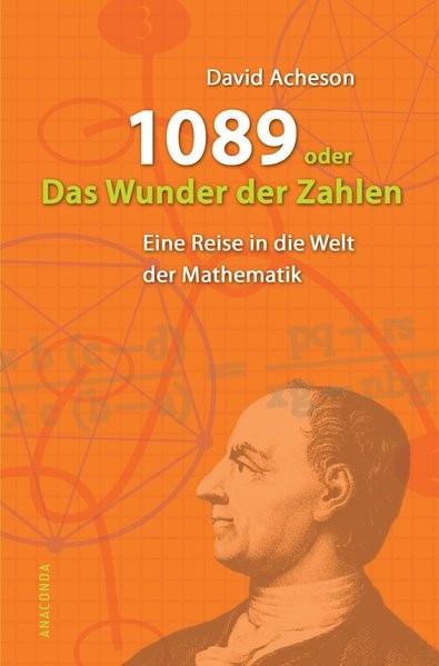 1089 oder das Wunder der Zahlen | Acheson, 2006 | Buch (Cover)