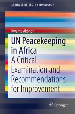 Abbildung von Akonor | UN Peacekeeping in Africa | 1st ed. 2017 | 2016 | A Critical Examination and Rec...