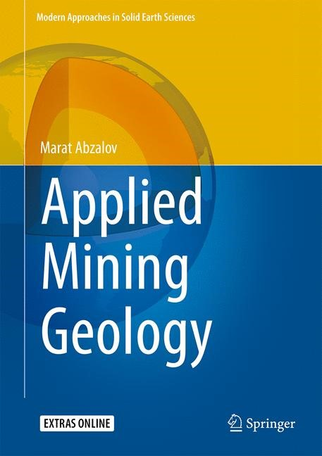 Applied Mining Geology | Abzalov | 1st ed. 2016, 2016 | Buch (Cover)