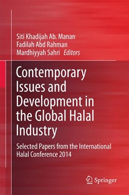 Abbildung von Ab. Manan / Abd Rahman | Contemporary Issues and Development in the Global Halal Industry | 1. Auflage | 2016 | beck-shop.de
