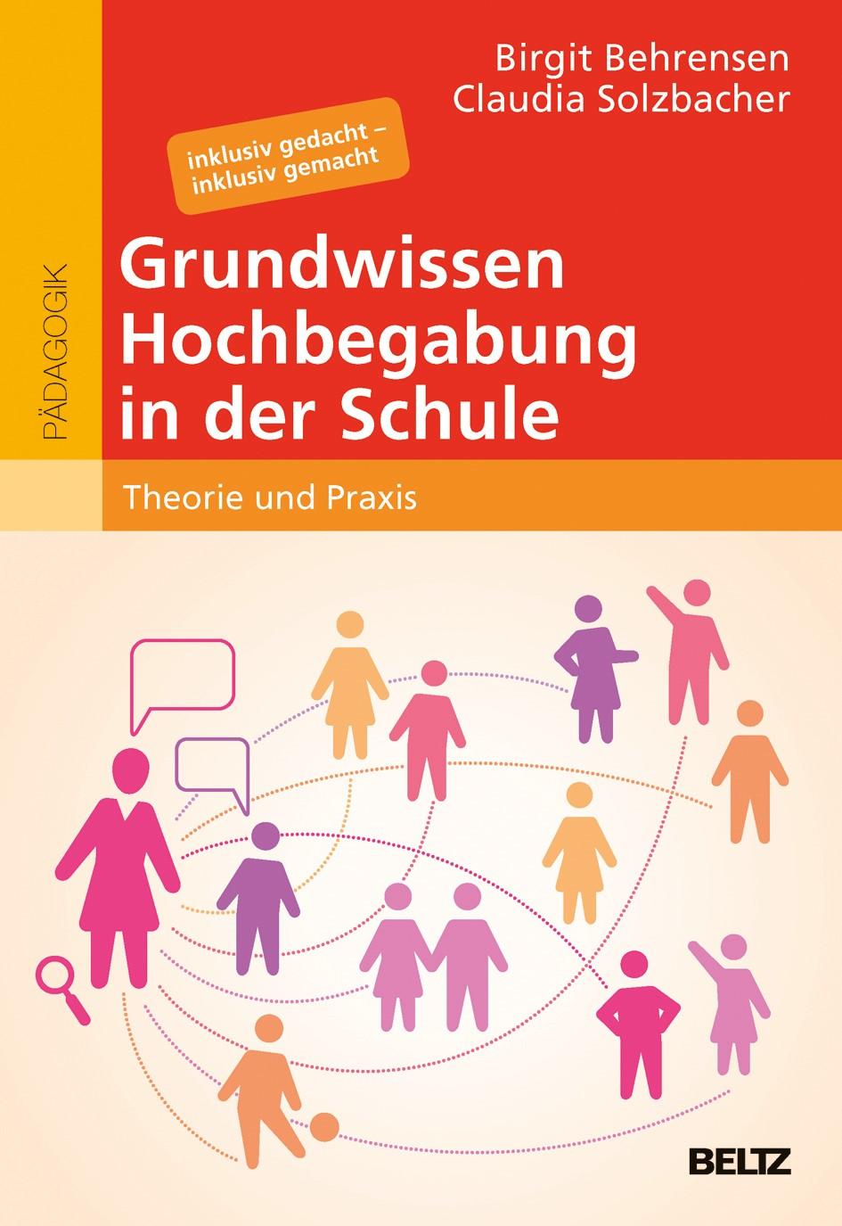 Abbildung von Behrensen / Solzbacher | Grundwissen Hochbegabung in der Schule | 2016