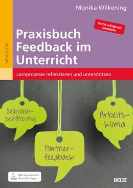Abbildung von Wilkening   Praxisbuch Feedback im Unterricht   2016   Lernprozesse reflektieren und ...