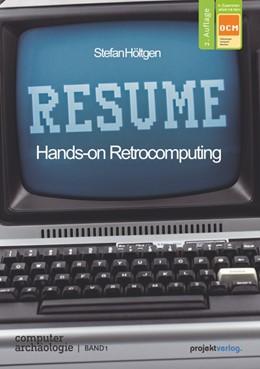 Abbildung von Höltgen | RESUME | 2016 | Hands-on Retrocomputing | 1