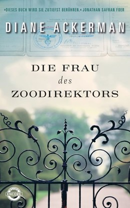 Abbildung von Ackerman | Die Frau des Zoodirektors | 1. Auflage | 2016 | beck-shop.de